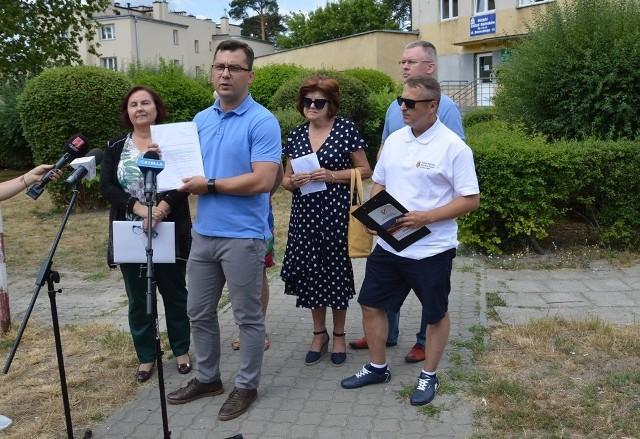 Radni miejscy ze Stalowowolskiego Porozumienia Samorządowego