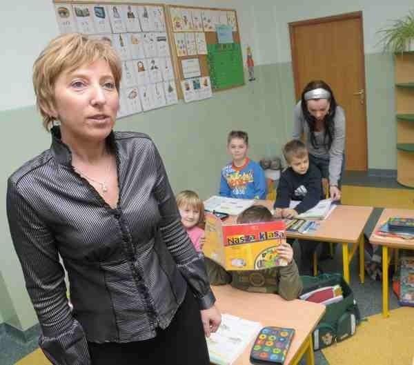 - Swój jeden procent przekazują nam głównie rodzice i przyjaciele szkoły - mówi Elżbieta Duda, dyrektorka Społecznej Szkoły Podstawowej w Mechnicy.