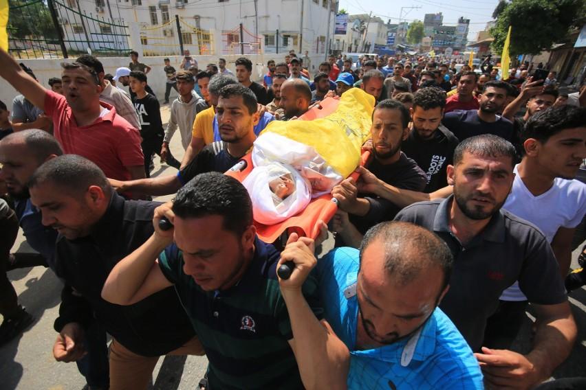 Rakiety uderzyły w Izrael. Tel Awiw na celowniku Hamasu. Zginęło pięciu Izraelczyków, nie widać końca konfliktu