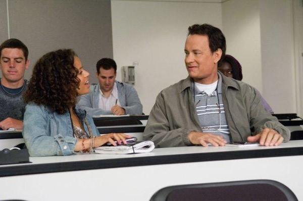 Kadr z filmu: Larry Crowne- Uśmiech losu.