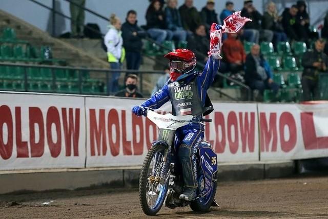 Bartosz Zmarzlik w sezonie 2020 wygrał oba turnieje Grand Prix Czech w Pradze.