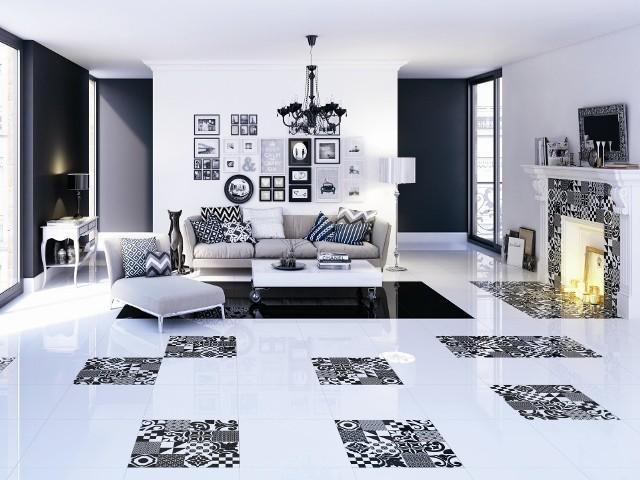 Awangardowe wnętrzeW aranżacji wnętrza w stylu awangardowym pomogą dekoracyjne poduszki na meblu wypoczynkowym oraz pasujące do nich oryginalne dekory.