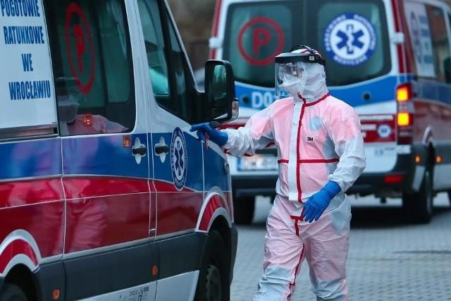 10 zakażonych pacjentów w sanatorium w Ciechocinku
