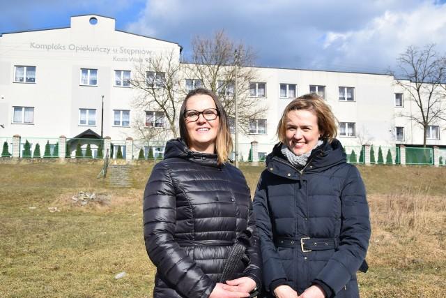 Współwłaścicielki Kompleksu Opiekuńczego u Stępniów Renata Chwaścińska i Katarzyna Dobrowolska - Stępień znalazły się w gronie firm, które zdobyły tytuł Lidera Regionu 2017