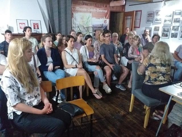 W ostatnich tygodniach Domek Pod Kapturem w Golubiu-Dobrzyniu służył jako miejsce konsultacji w sprawie zmian na starówce
