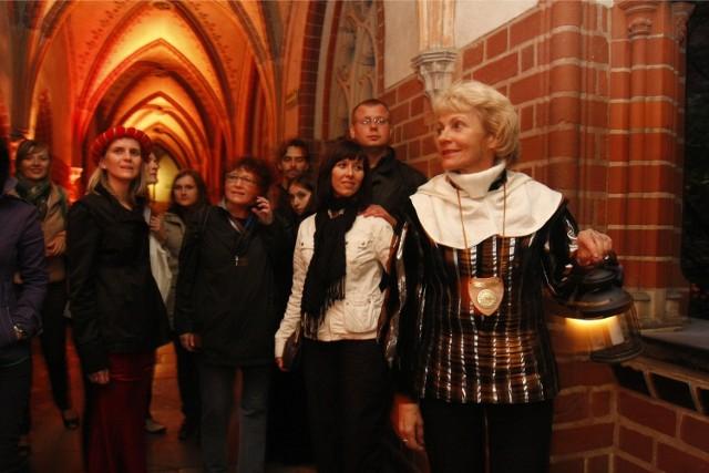 Malborski zamek, jak co roku przyjmie w Europejską Noc Muzeów 2014 wielu zwiedzających.