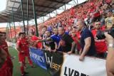 Widzew - Lechia 0:0. Piłkarze musieli się mocno tłumaczyć fanom. Smuda nie podał ręki i ubliżył Jóźwiakowi!