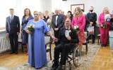 Ślub w Domu Pomocy Społecznej w Krzyżanowicach koło Iłży. W uroczystości uczestniczył starosta radomski Waldemar Trelka. Zobacz zdjęcia