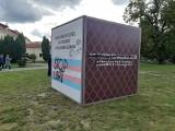 Wandal zniszczył instalację artystyczną w centrum Lublina. – To dla nas wstrząs – komentuje kurator festiwalu Otwarte Miasto