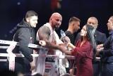 Gala Knockout Boxing Night 5. Szpilka vs Wach ZDJĘCIA + RELACJA + WIDEO Sędziowski skandal. Szpilka rwał się do bójki z kibicami NA ŻYWO