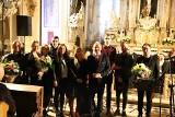 Burmistrz Brzegu wręczył nagrody ludziom kultury