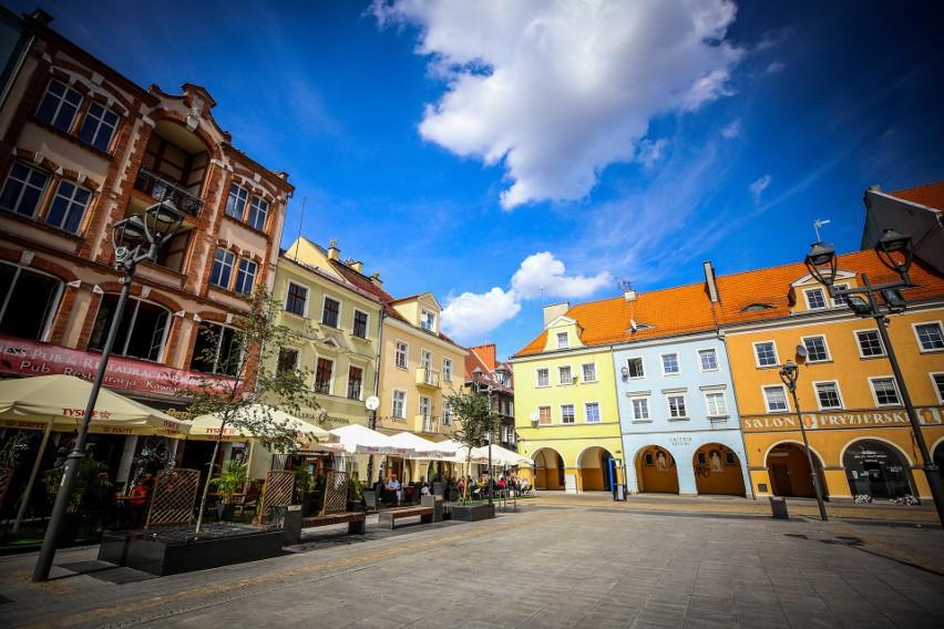 Starówka w Gliwicach