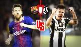 Juventus FC - FC Barcelona na żywo [GDZIE OGLĄDAĆ, TRANSMISJA, STREAM, ONLINE]