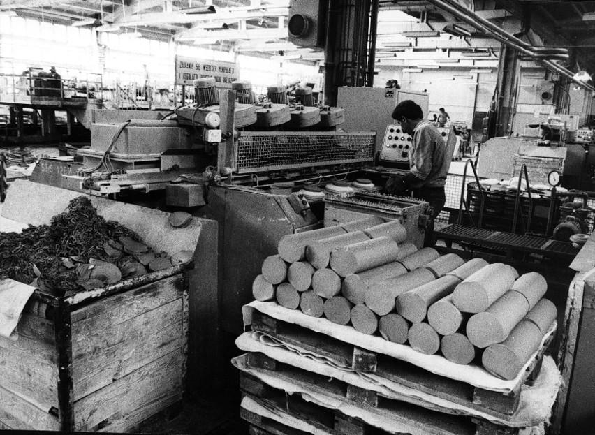 Pomorska fabryka porcelany Łubiana na archiwalnych zdjęciach! Zobaczcie, jak kiedyś wyglądał zakład k. Kościerzyny