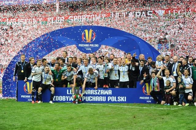 Legia Warszawa - Lech Poznań 2:1