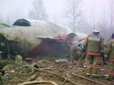 Smoleńsk: Zdjęcia z katastrofy. Drastyczne (+18)