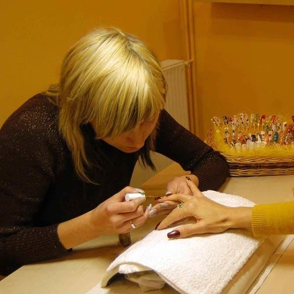 Ważna jest pielęgnacja paznokci.