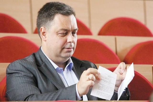 - Boimy się o przyszłość demokracji w Polsce - mówi Krzysztof Bil-Jaruzelski, szef podlaskich struktur SLD. Jest przeciw JOWom
