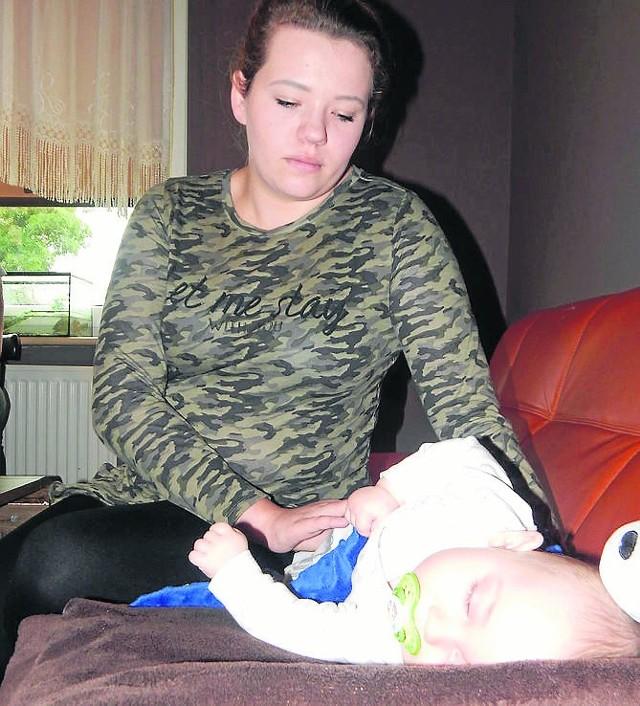 Martyna Butczak, mama Tymka, zapowiada, że będzie walczyć o życie synka. Dziękuje też za wszelką pomoc.