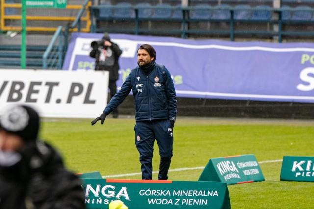 Peter Hyballa nie jest już trenerem Wisły Kraków