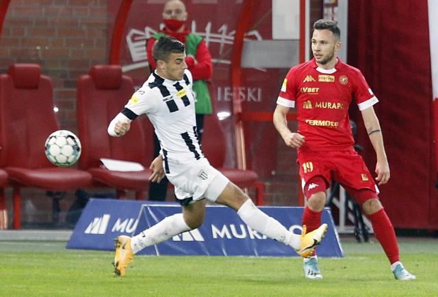 Patryk Mucha stał się podstawowym zawodnikiem drużyny trenera Enkeleida Dobiego