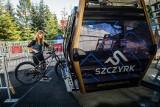 Turyści na rowerach pokochali Szczyrk. Górskich ścieżek rowerowych w Beskidach będzie więcej