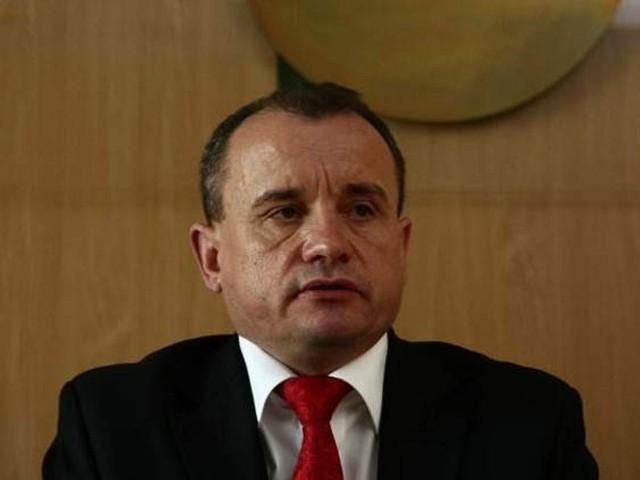 Jerzy Cywoniuk, prezes spółdzielni