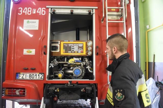 Strażacy ochotnicy z Niwisk i Nowogrodu Bobrzańskiego już niebawem dostaną nowy sprzęt do walki z ogniem