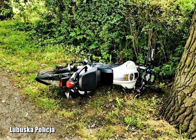 33-latek uciekał przed policjantami na kradzionym motorze