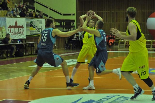 Polski Cukier w Tarnobrzegu wygrał już trzeci mecz wyjazdowy w tym sezonie.
