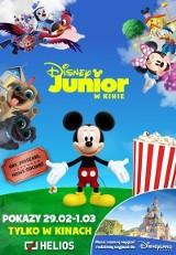 """W weekend kolejna edycja """"Disney Junior w kinie"""" w bydgoskim """"Heliosie"""". Doskonała zabawa gwarantowana!"""