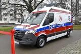 Nowoczesna karetka zasiliła Miejską Stację Pogotowia Ratunkowego w Gdyni