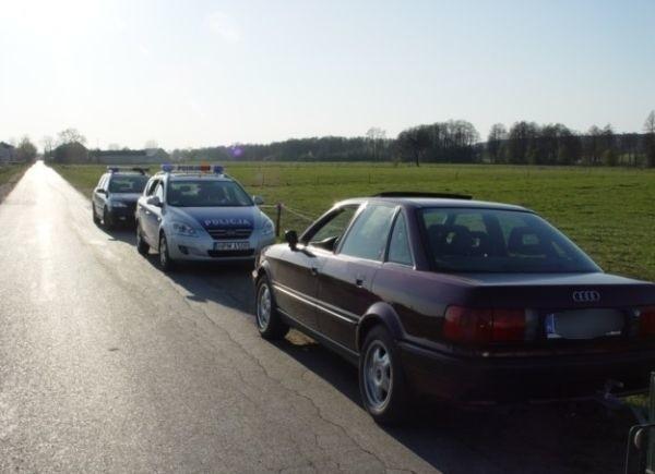 Kolneńscy policjanci w miniony weekend zatrzymali w 4 pijanych kierowców.