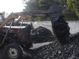 Składy węgla wyniosły się z Białych Błot