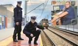 Tarnów - Brzesko. Policjanci zapobiegli tragedii