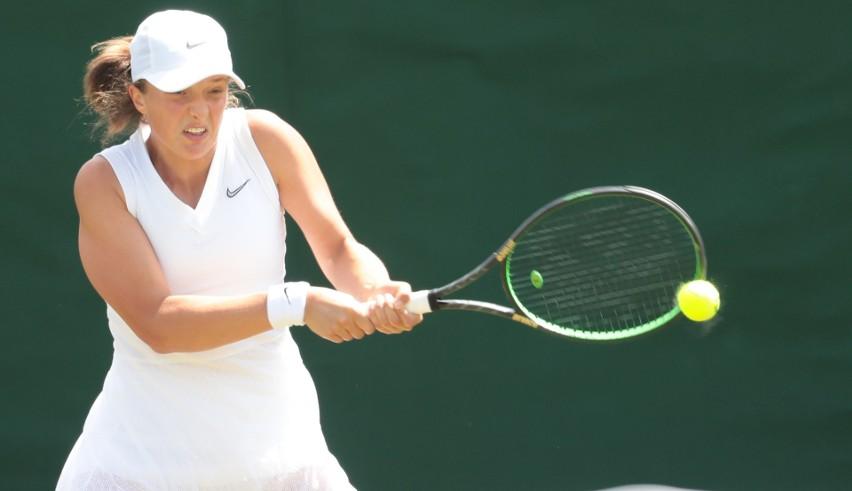Iga Świątek może rozpocząć rywalizację w turnieju WTA na kortach ziemnych w Palermo
