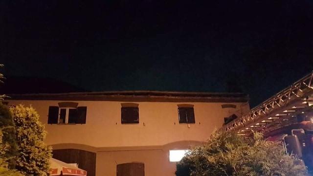 W Kościanie zawalił się dach dyskoteki. Ewakuowano uczestników imprezy