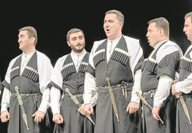 Chór Mdzlevari podtrzymuje narodowe tradycje śpiewu polifonicznego