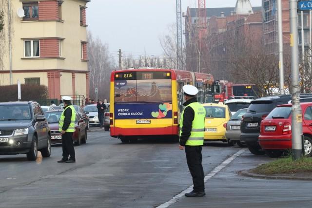 autobus mpk, zdjęcie ilustracyjne.