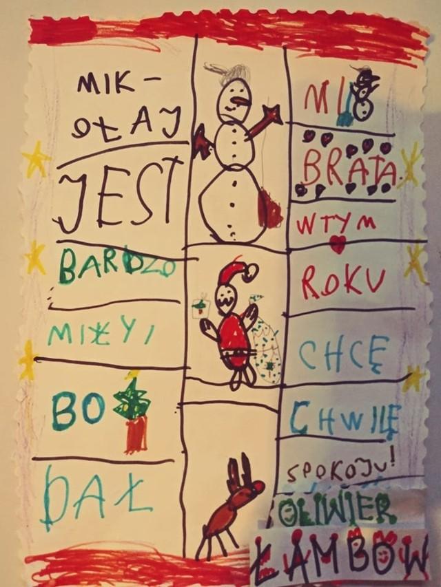 Co Dzieci Wiedzą O świętym Mikołaju Przygruby Dziadek Z