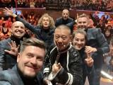 Fair Play Crew w Chinach. Tancerze nagrywają program i wystawiają spektakl