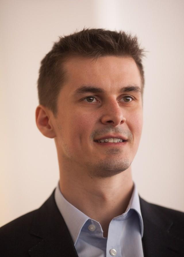 Michał Bąkiewicz jest mistrzem Europy w siatkówce