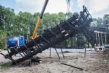 Tężnia nad Zalewem Nowohuckim ma zostać odbudowana do końca 2019 roku