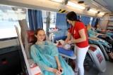 Wampiriada 2019. Studenci honorowo oddają krew. Jeszcze można się zgłosić. Sprawdź, gdzie i kiedy