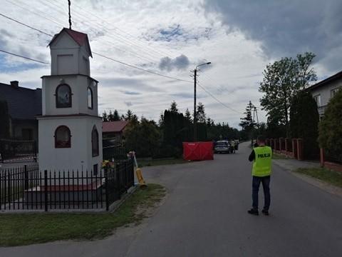 Wypadek w Starym Mystkówcu, 6.06.2020