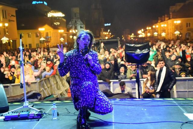 Sarsa zaśpiewa w piątek w Krakowie