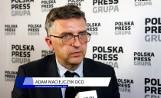 """Dr Adam Maciejczyk: """"Budowa nowego szpitala onkologicznego jest na zaawansowanym etapie"""""""