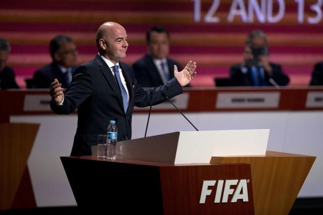 Kongres FIFA zatwierdził nowych członków