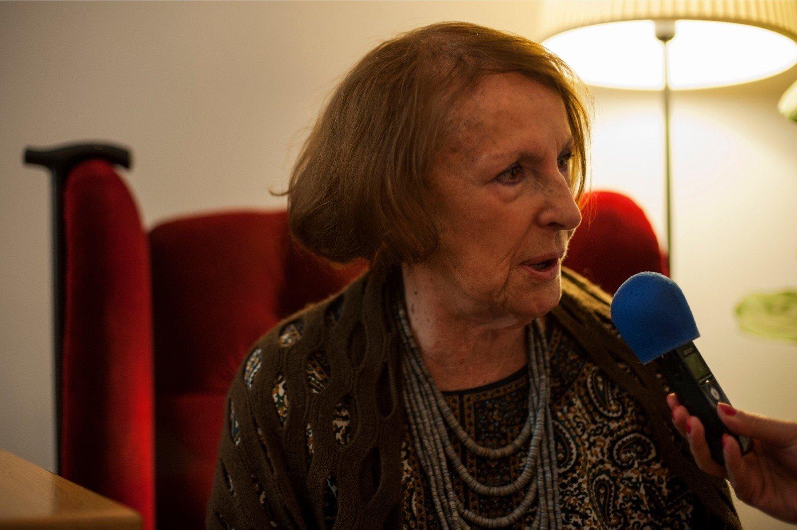 Zmarła Wanda Chotomska Pisarka I Poetka Miała 87 Lat