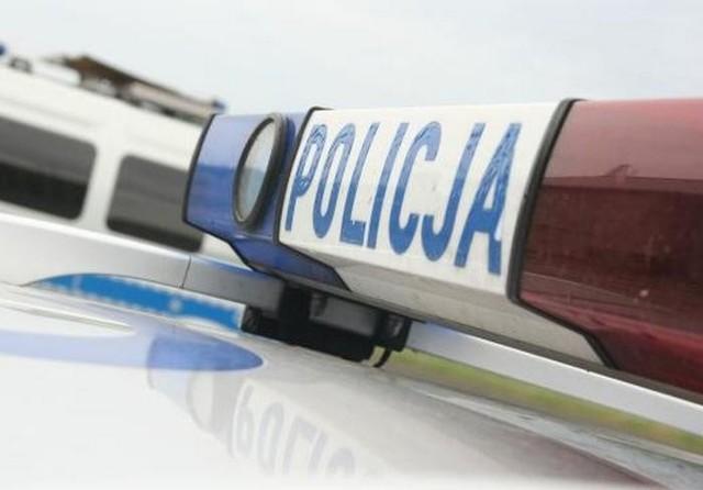 Wypadek na drodze Trzebień - Rzeplino w gm. Dolice.